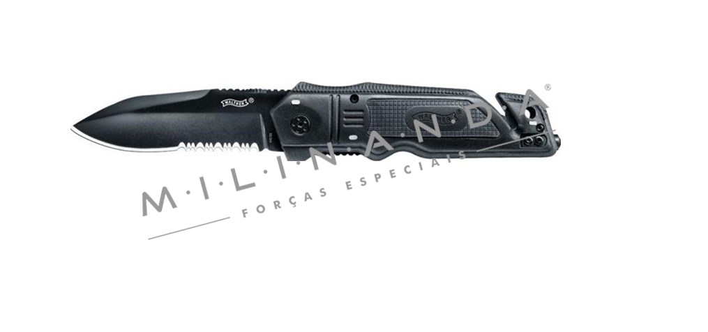 WALTHER ERC EMERGENCY RESCUE KNIFE